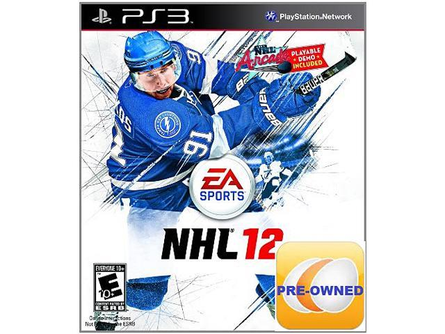 Pre-owned NHL 12  PS3