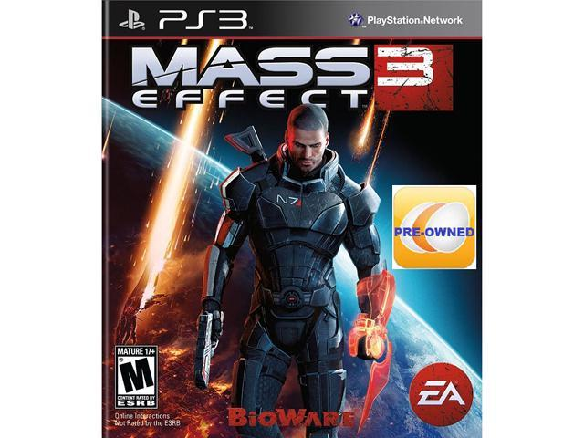 Pre-owned Mass Effect 3  PS3