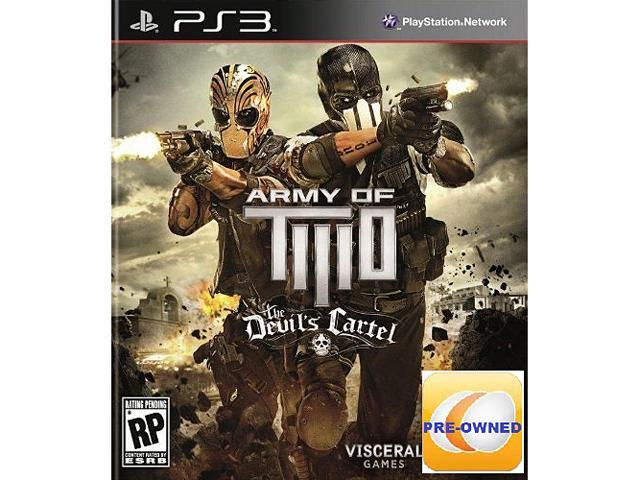 Pre-owned Army of Two The Devil's Cartel PS3