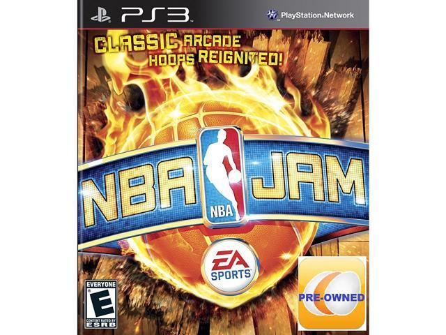 Pre-owned NBA JAM  PS3