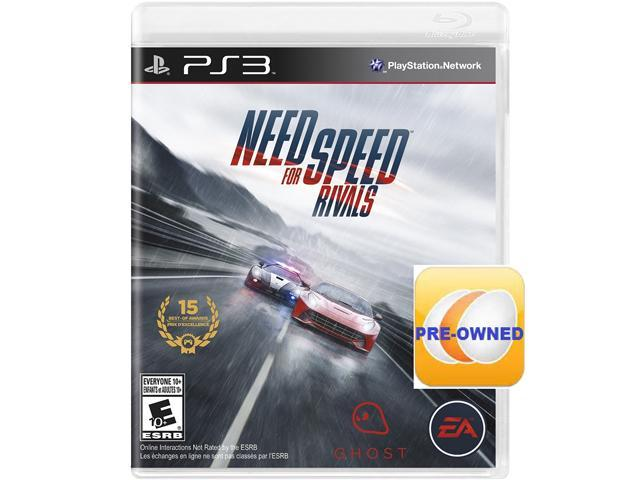 Pre-owned Need for Speed: Rivals PS3