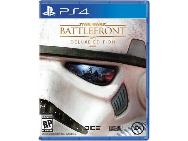 Rørig Deluxe Edition Battlefront PS4 spil | purquedeci.tk RM-09