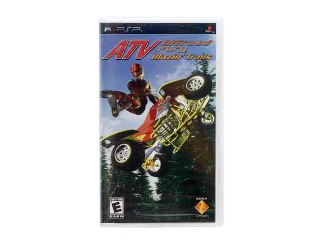 ATV Offroad Fury: Blazin Trails PSP Game Activision