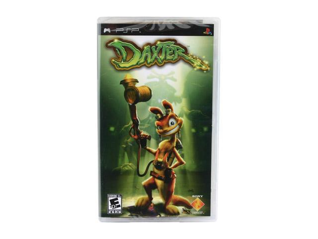 Daxter PSP Game SONY