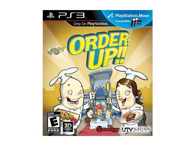 Order Up! Playstation3 Game
