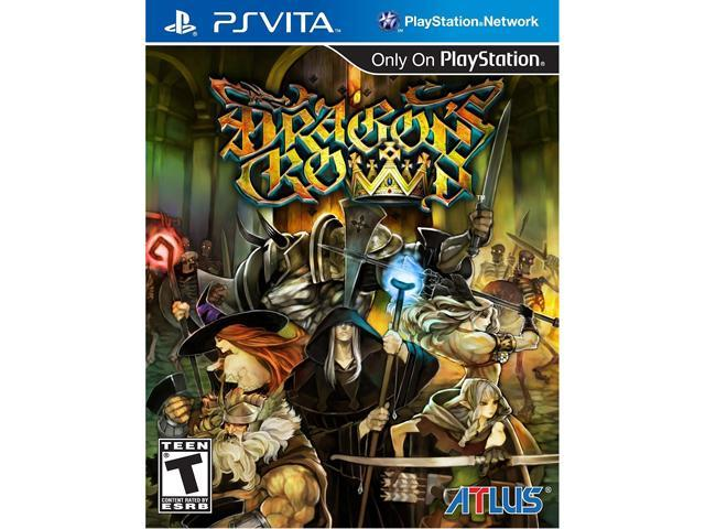 Dragon's Crown PlayStation Vita