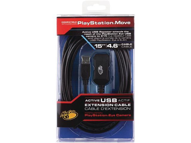 Mad Catz PS3 Move Powered USB Extension Cable