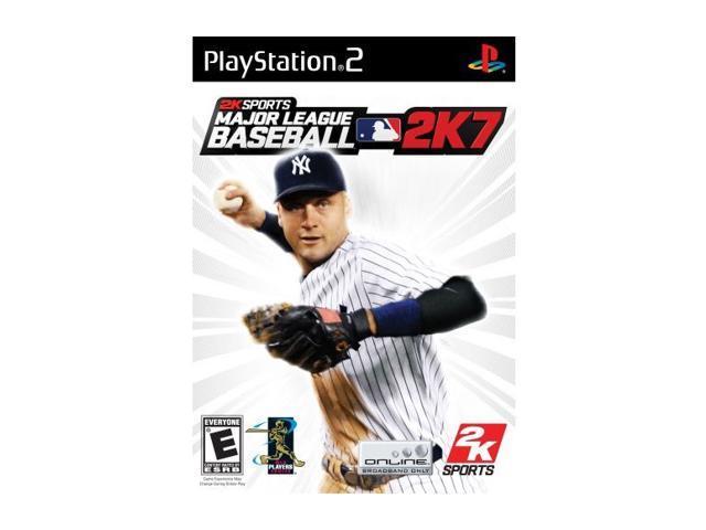 Major League Baseball 2k7 Game