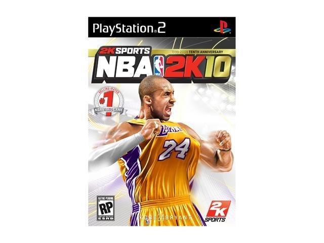 NBA 2k10 Game