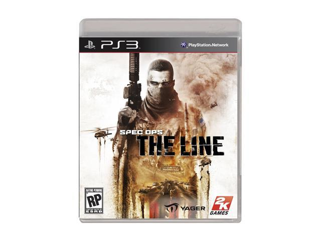 Spec Ops The Line Playstation3 Game