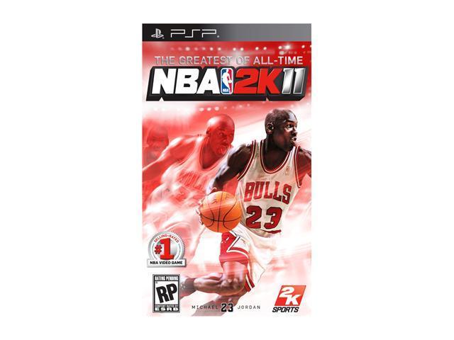NBA 2k11 PSP Game 2K SPORTS