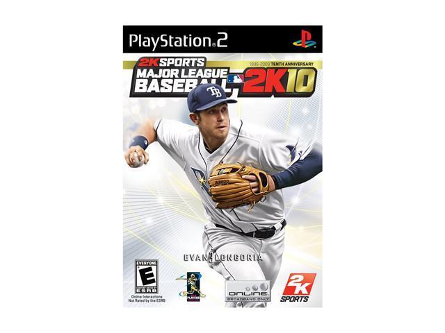 Major League Baseball 2K10 Game