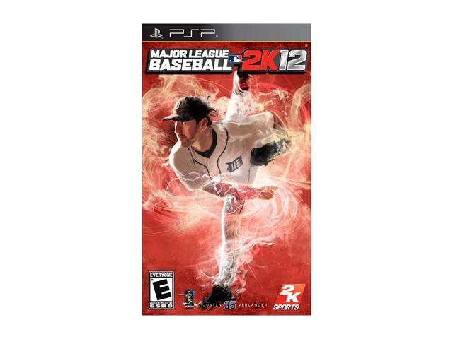 Major League Baseball 2k12 PSP Game 2K SPORTS