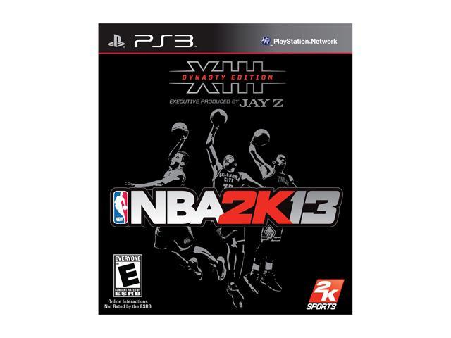 NBA 2K13 Dynasty Edition Playstation3 Game
