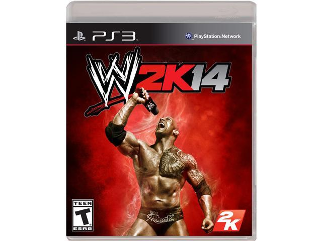 WWE 2K14 Playstation3 Game