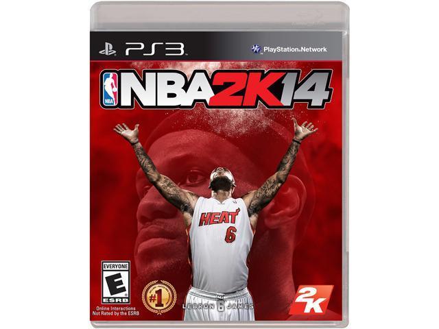 NBA 2K14 PlayStation 3