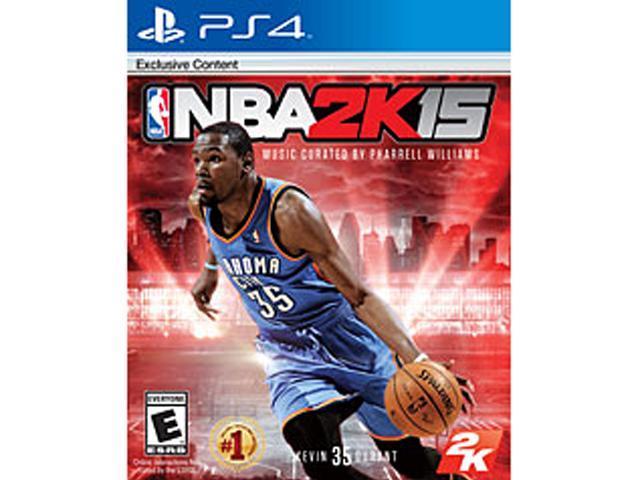 NBA 2K15 PlayStation 4