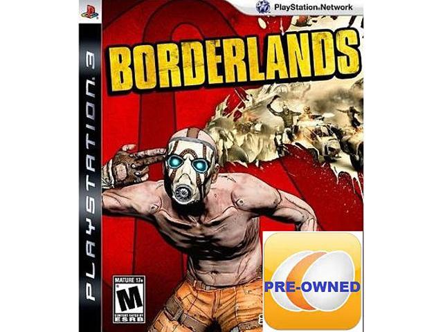 Pre-owned Borderlands  PS3