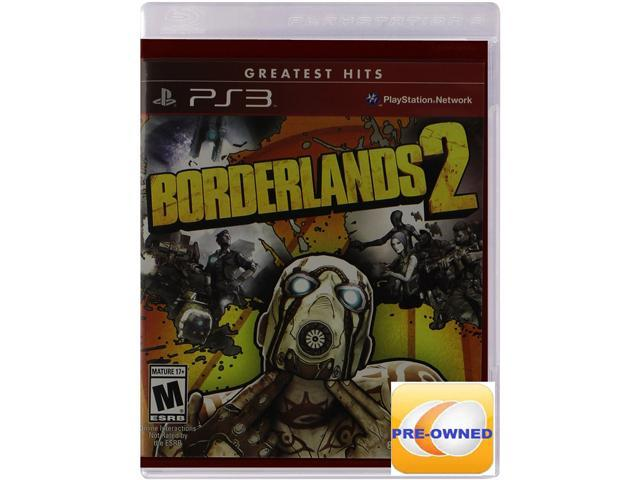 Pre-owned Borderlands 2 PS3