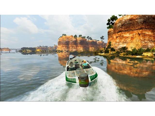 Rapala Fishing Frenzy Playstation3 Game Activision