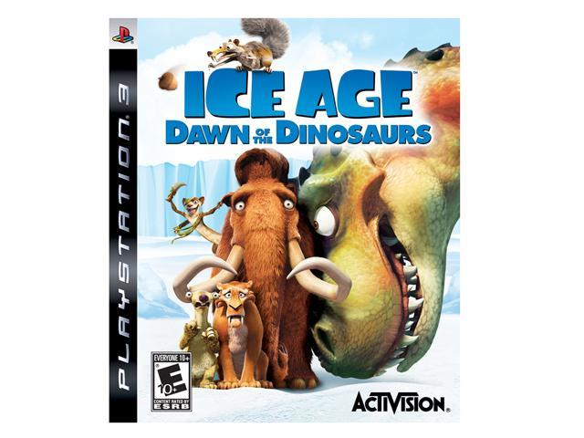Ice Age: Dawn of the Dinosaur Playstation3 Game