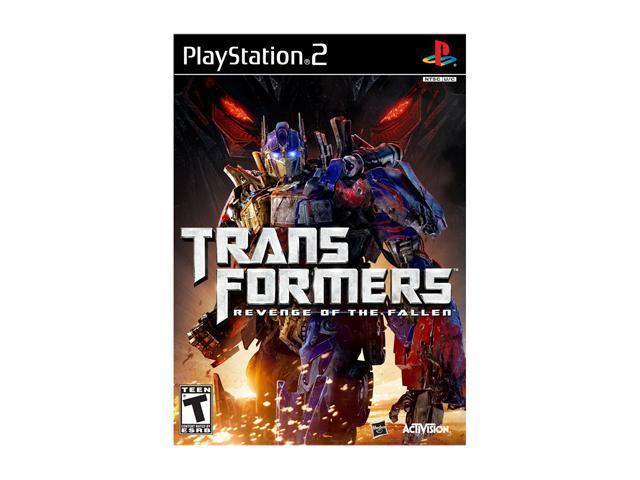Transformers: Revenge of the Fallen Game