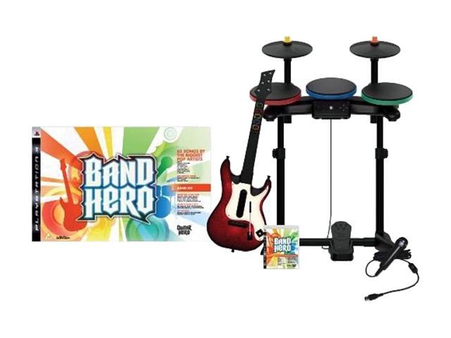 Band Hero: Band Kit Playstation3 Game