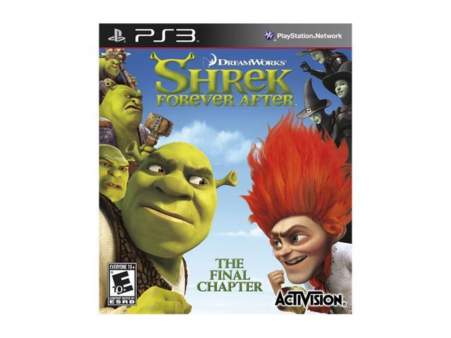 Shrek Forever After Playstation3 Game