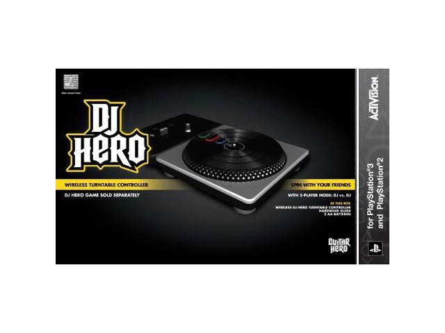 ACTIVISION DJ Hero Turntable PS2/3