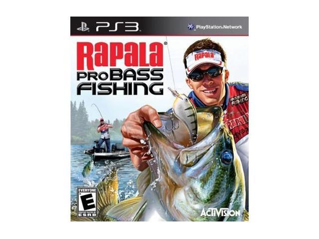 Rapala Pro Bass Fishing 2010 (Game Only) Playstation3 Game Activision