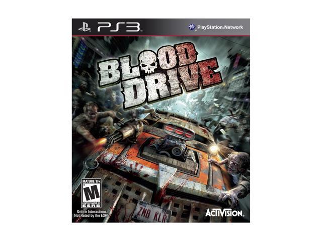 Blood Drive PlayStation 3