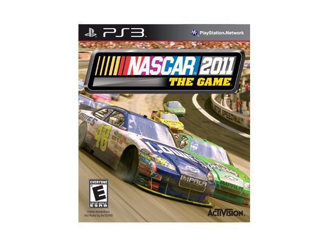 Nascar Playstation3 Game