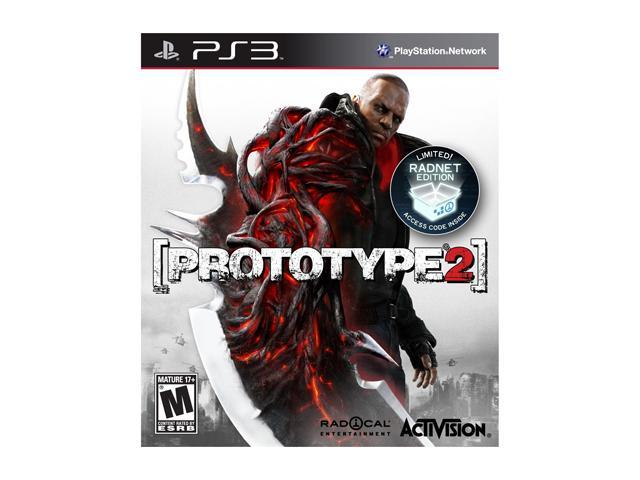 Prototype 2 PlayStation 3