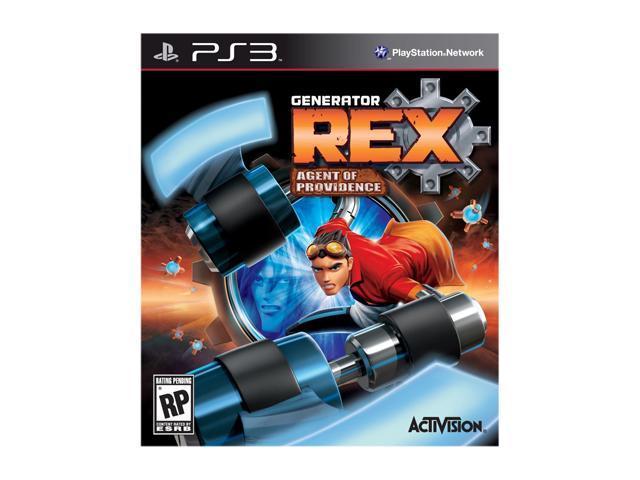 Generator Rex PlayStation 3