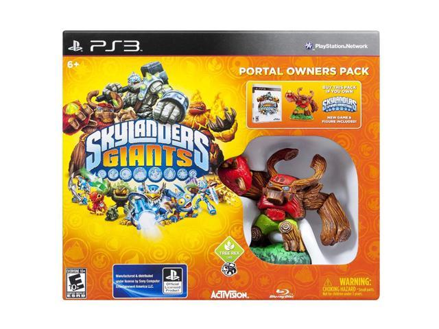 Skylanders Giants Portal Owner Pack PS3