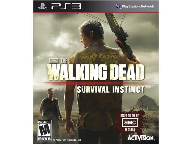 WALKING DEAD: Survival Instinct Playstation3 Game