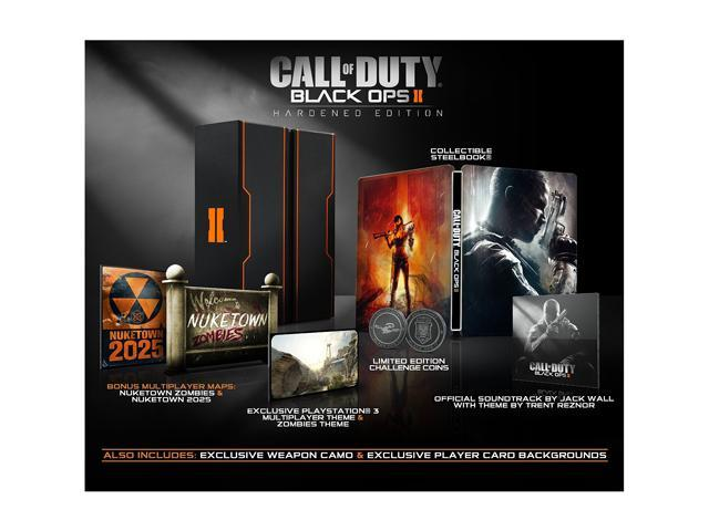 Call of Duty: Black Ops II Hardened Edition Playstation3 Game