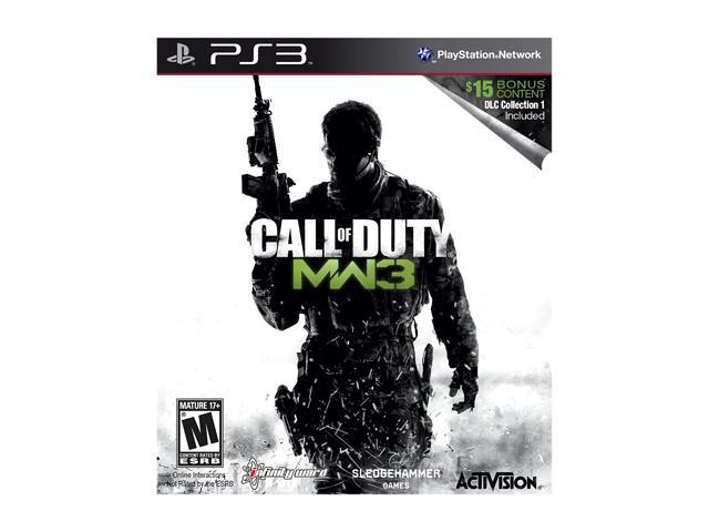 Call of Duty: Modern Warfare 3 w/DLC Collection 1 PlayStation 3