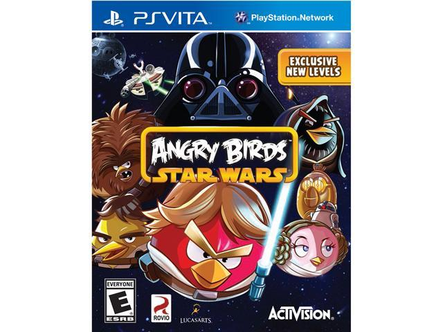 Angry Birds Star Wars PlayStation Vita