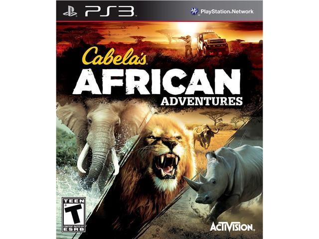 Cabela's African Adventures PlayStation 3