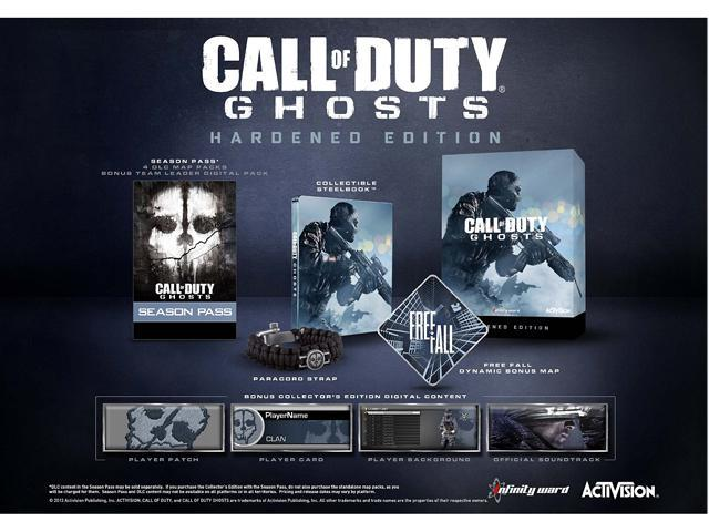Call of Duty: Ghosts Hardened Edition PlayStation 3