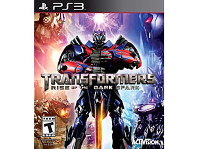 Transformers Rise of the Dark Spark PlayStation 3