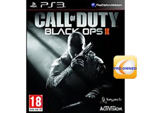 PRE-OWNED Call of Duty: Black Ops II PS3