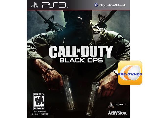 PRE-OWNED Call Of Duty: Black Ops PS3