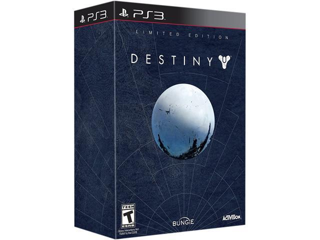 Destiny Limited Edition PlayStation 3