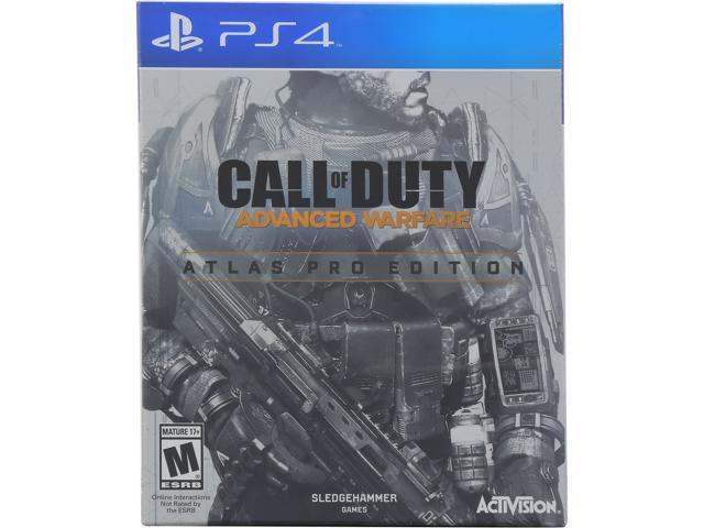 Call of Duty: Advanced Warfare Atlas Pro Edition PS4