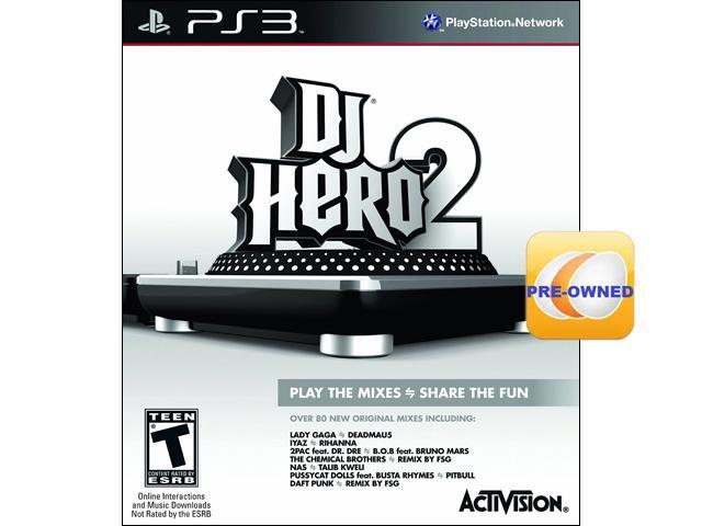Pre-owned DJ Hero 2  PS3