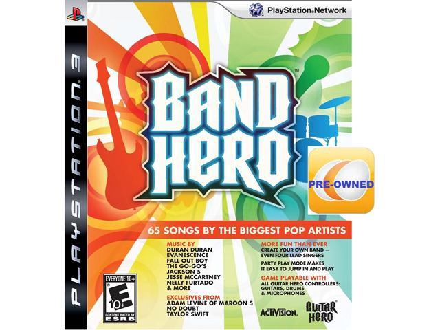 Pre-owned Band Hero  PS3
