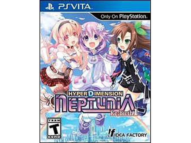 Hyperdimension Neptunia Re&#59;Birth1 PlayStation Vita