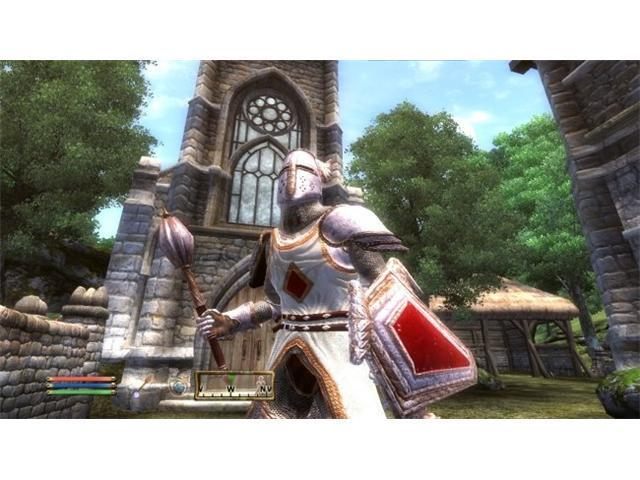 Elder Scrolls IV Oblivion Game of the Year Edition Playstation3 Game Bethesda